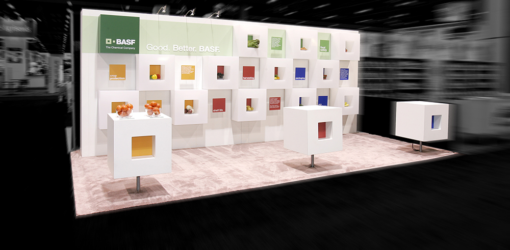 Custom Trade Show Exhibits & Displays Raleigh | Point Concepts