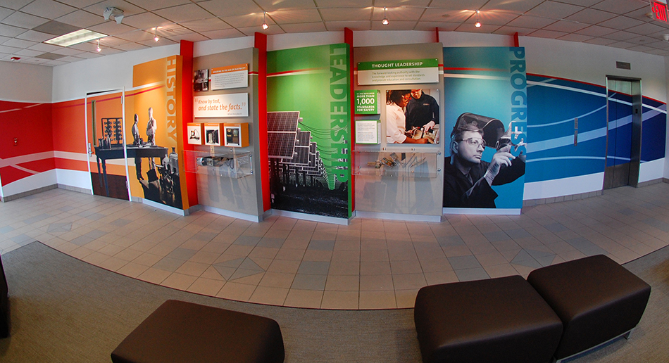 Ul Environmental Graphics Raleigh Point Concepts
