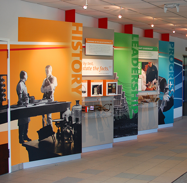 Exhibition Booth Clipart : Ul environmental graphics raleigh point concepts